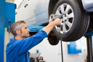 TIRE AND WHEEL SERVICES